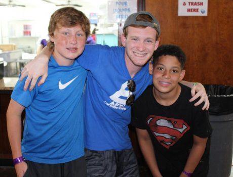Sweet Home Camp Sweeney Week 2C
