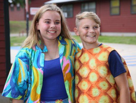 Sweet Home Camp Sweeney Week 2A